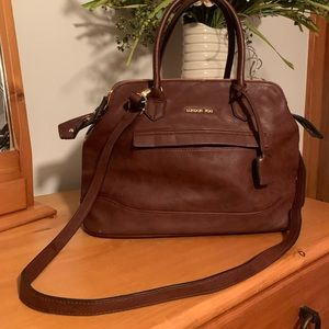 London Fog Leather Bag